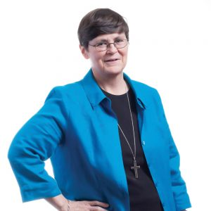 Maureen Baldwin, C.N.D. - Regis College