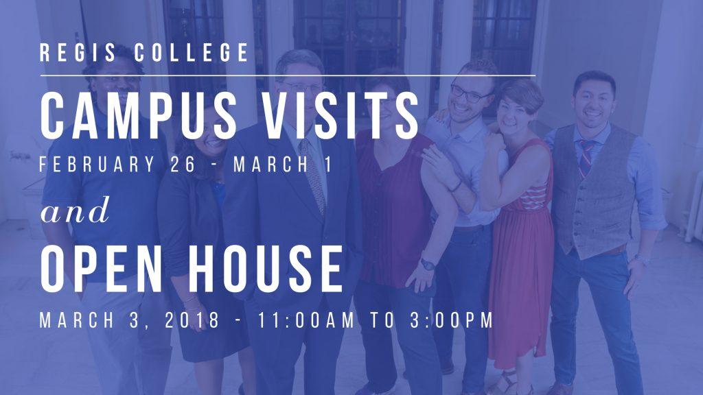 2018 Campus Visits & Open House