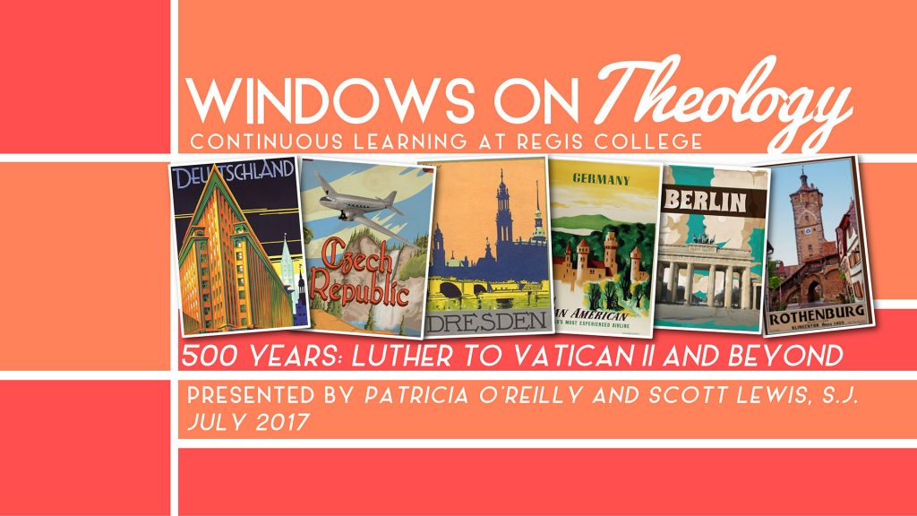 Windows on Theology - Regis College