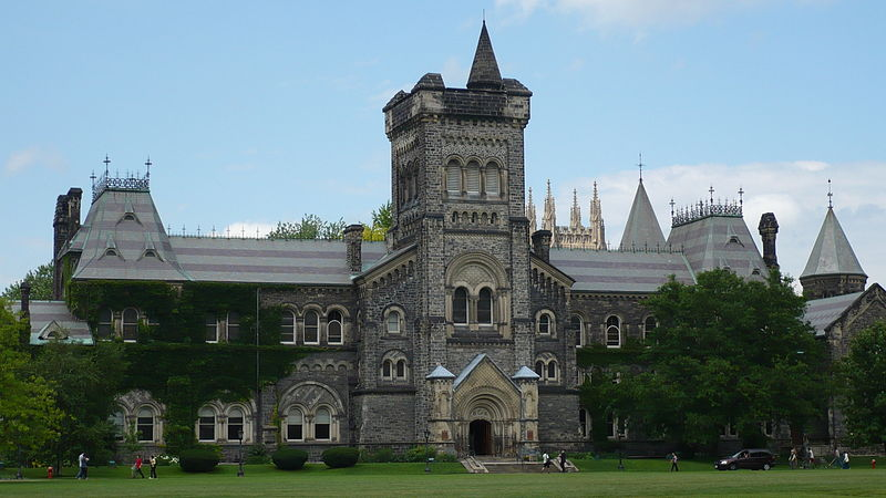 Unversity College at UofT