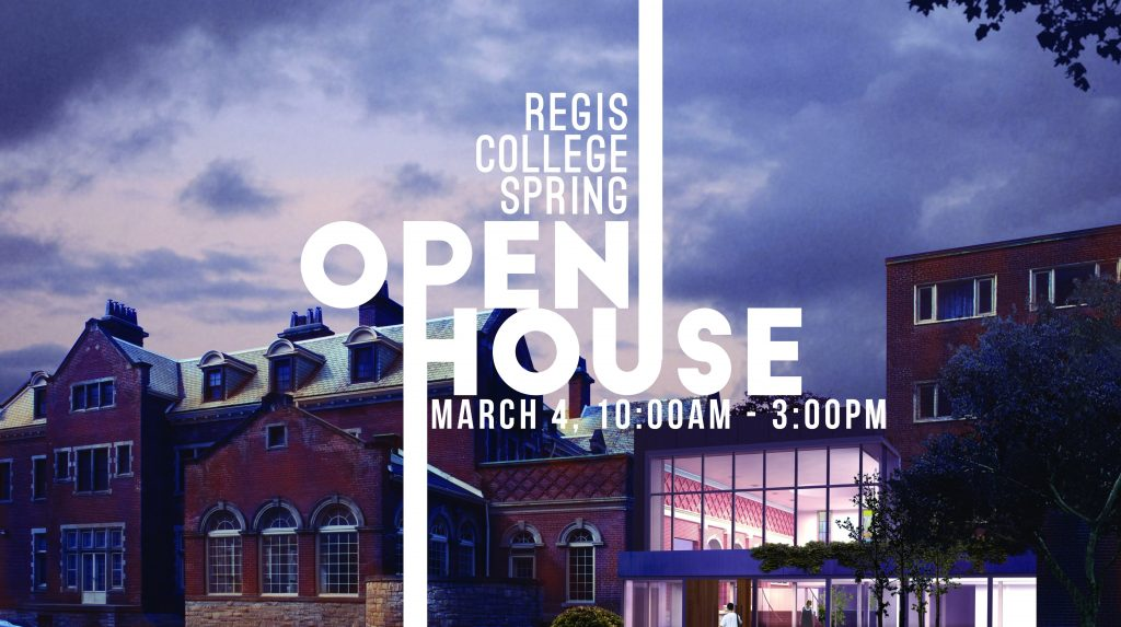Open House - Regis College