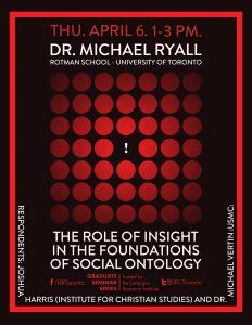 Ryall Seminar