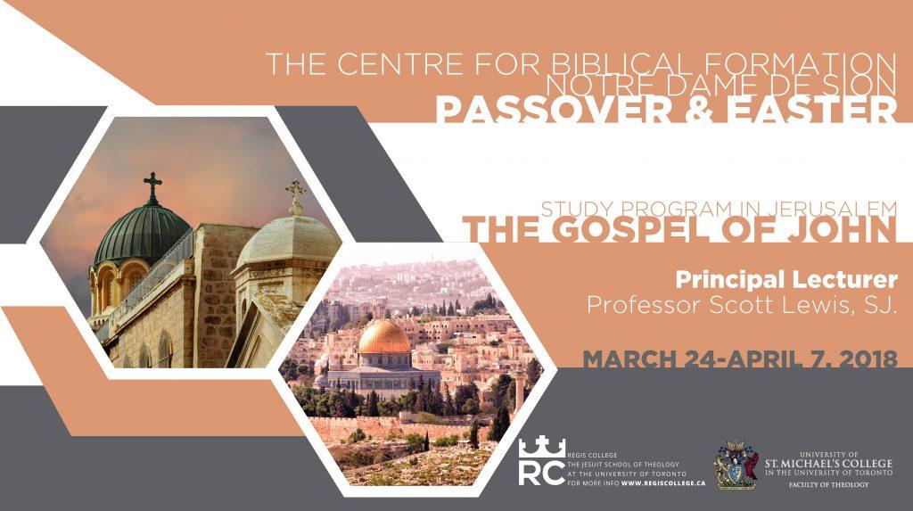 Israel Study Program - Jerusalem 2018