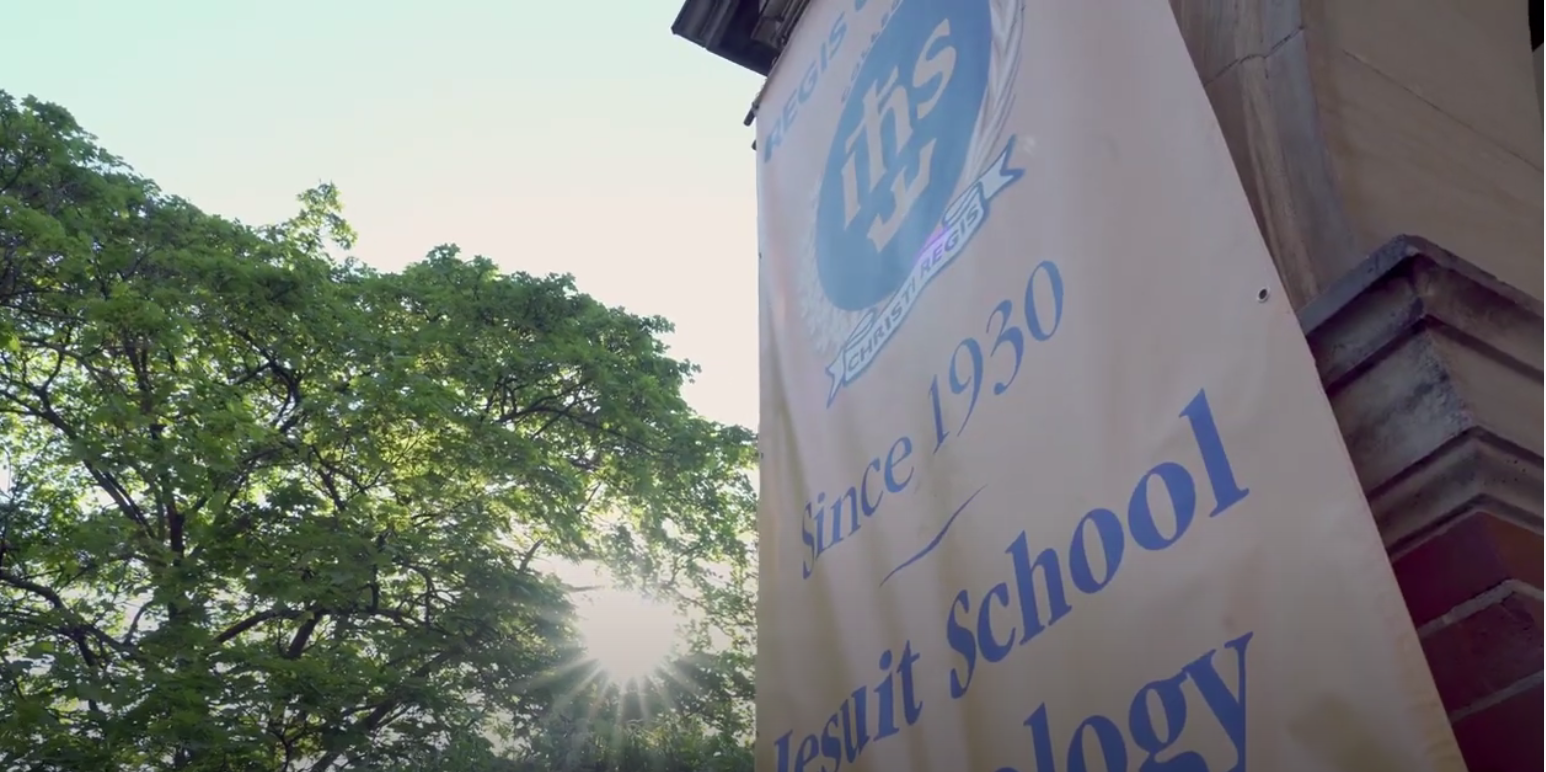WATCH: WELCOME TO REGIS COLLEGE!